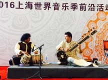 Workshop collaboration with World Music Festival